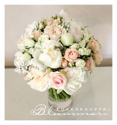 Wedding bouquet for princess