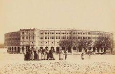 Plaza de toros de la Condomina en Murcia recién construida en 1891 Murcia, Spain, Louvre, Php, Travel, Antique, Facebook, Wanderlust, 19th Century