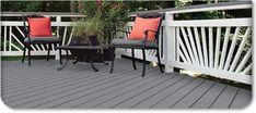 black stain for decks Exterior Wood Stain Colors, Deck Stain Colors, Deck Colors, Outdoor Deck Decorating, Outdoor Decor, Outdoor Stuff, Outdoor Life, Porch Paint, Modern Deck