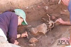 wish I was an archeologist