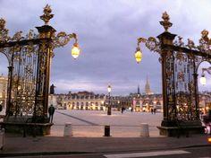 Ville de Nancy - Place Stanislas Proposé par Marlène Cablé