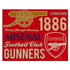 df5544758874 A luxury warm Arsenal FC fleece blanket in club colours featuring the club  crest and the