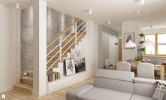 Salon styl Nowoczesny - zdjęcie od Grafika i Projekt architektura wnętrz - Salon - Styl Nowoczesny - Grafika i Projekt  architektura wnętrz