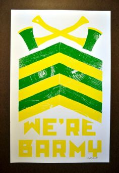 "Art Takeover Portland ""We're barmy"""