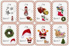 Everyone loves the thought of an elegant holiday, but without a background in Christmas decorating, it's hard to know exactly how to go about making your own French Christmas, Noel Christmas, Christmas Crafts, French Kids, Free In French, Christmas Activities, Christmas Printables, Wax Paper Crafts, France Craft
