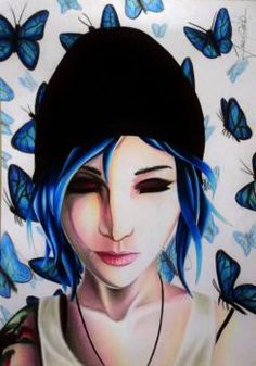 Chloe Price - A vida é estranha por JeanCarlo183