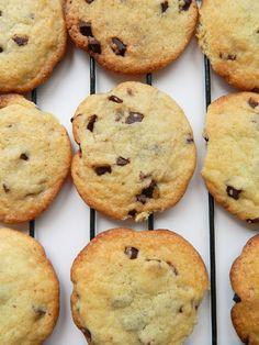 *Petit déjeuner avec le monde*: Chocolate chip Cookies (американское печенье с шоколадными каплями)