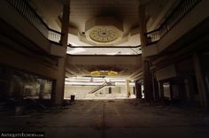 This Mall Was Once The Largest In The World But It's Now Long Forgotten