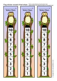 Themed sticker reward chart strips that you can print, laminate and hang from pupil's pegs. Each includes space for 10 small stickers. Behavior Chart Preschool, Preschool Rules, Behaviour Chart, Reward Chart Template, Reward Chart Kids, Rewards Chart, Kids Rewards, Spelling Test Template, Sticker Chart