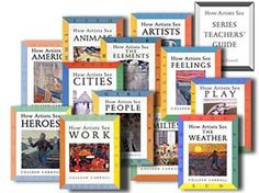 How Artists See series--each volume presents sixteen diverse works of art devoted to a subject familiar to every child through personal experience.