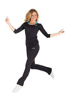 WINSHAPE Damen Super Leichtes Functional 3/4-arm Shirt Aet107, Slim Style Fitness Yoga Pilates ¾-arm - Lerne Pilates Pilates Training, Yoga Pilates, Style Fitness, Leggings, Shirts, Boots, Super, Arm, Products