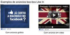 Conheça o Like In, o novo produto da boo-box | boo-box blog
