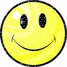 Animated Glitter Smile | Glitter Graphics » Misc » smiley face