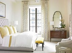 Rooms in Neutral Palettes . Inspiration, Sheryl?