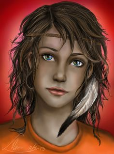 monsiearts: Piper McLean (c) Rick Riordan Took me only a couple of hours!