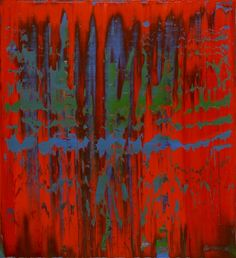 richter - texture and color