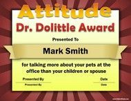 silly awards                                                                                                                                                     More