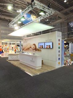 Exhibition Stand - Image... http://mitchelbrands.com/