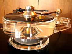 """Scheu - Premier, Audiophile High End Turntable"" !... http://about.me/Samissomar"