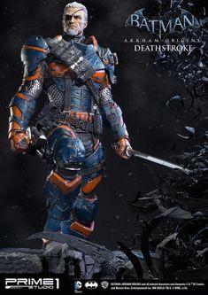 ArtStation - DeathStroke - Prime1, Bernardo (Yang) Cruzeiro