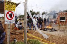 GeneralPico: obreros de IACO de paro por despidos