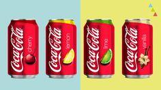 Los 10 sabores de Coca-Cola más extraños