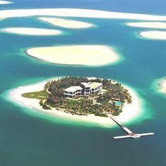 Isla privada en Dubai te la tengo
