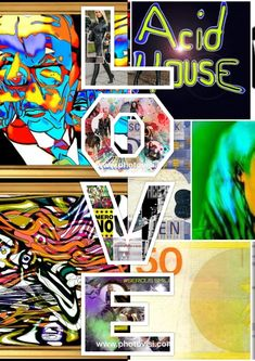 serious smile collage love acidhouse Comic Books, Collage, Smile, Comics, Cover, Art, Art Background, Collages, Kunst