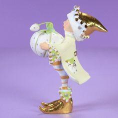 Moonbeam Prancer's Tailor Elf Figural Ornament