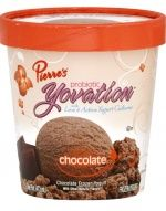 FoodBev.com | News | New product: Pierre's Yovation Probiotic Chocolate Frozen Yogurt
