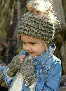 Ideias #tricot #knitting #kids