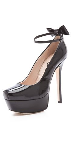 Ladea Mary Jane Pumps by violet