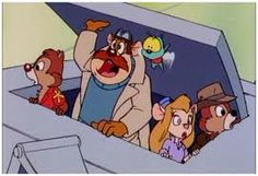 Chip & Dale Rescue Rangers one of my favs as a kid ^_^
