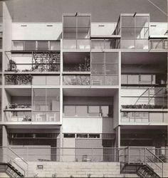 Erkki Kairamo: Housing, Hiilarankaari, Espoo, Finland,1983.