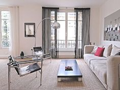 High Scale Contemporary 1 Bedroom By The Seine River Vacation Rental in 6th Arrondissement St Germain des Pres from @homeaway! #vacation #rental #travel #homeaway