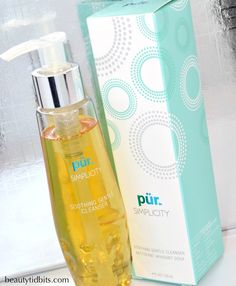 Pür Minerals Simplicity Soothing Gentle Cleanser