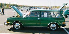 VW Type 4 Wagon - Open Wide! by smaginnis11565, via Flickr