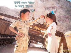 Kites-Korean Dramas-[KBS 2016] Hậu Duệ Của Mặt Trời: Song Joong Ki,Song Hye Kyo,Jin Goo,Kim Ji Won,SHINee Onew ~ Vietsub E06 SD HD + Online|Tham gia game nhận sức gió ở trang 235 #2349-Trang 245 - We Fly