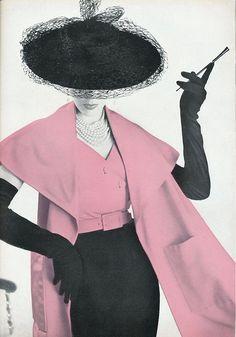 pink loves black
