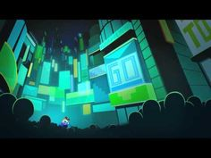 gorgeous student short, 'Annie', from Gobelins. Feeling the Adventure Time/Tron vibe in there! Animation Library, Animation Reference, Animation Film, Love Short Film, Annie, Pixar Shorts, Film D'animation, Cool Animations, French Art