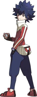 Pokemon trainer Hugh