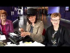 Neus voor Contact | Filmpje Typemachine 'Het Ander Gedicht'