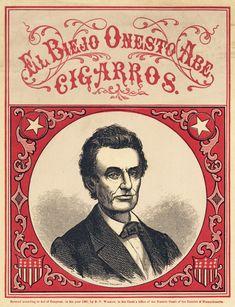 Presidential campaign poster - 1860: Abraham Lincoln (Republican) v. Stephen Douglas (Democrat) v. John C. Breckinridge (Southern Democrat) v. John Bell (Constitutional Union)
