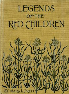 Legends of the Red Children - book cover