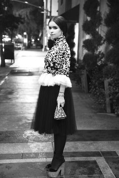 Interview with Miroslava Duma - Miroslava Duma on Fashion and Personal Style - Harper's BAZAAR