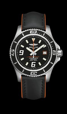 #Superocean 44 - #Breitling - Instruments for Professionals