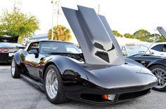 C3 Corvette Custom Gauges | Custom C3 front