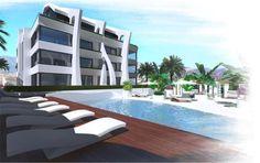 #Modern #Suites to live your dream in #Marbella from 298.700€ http://bablomarbella.com/en/listing/spain/costa-del-sol/marbella/apartment/251/ (4 foto's)
