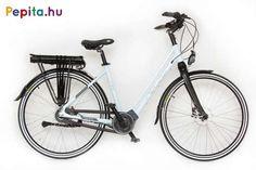 """A Neuzer elektromos kerékpár egy prémium minőségű anyagok felhasználásával létrejött termék.     Jellemzői:  - Kerékméret: 28""""  - Vázméret: 19""""  - Váz: AL6061  - Villa: Zoom 106 Monoshock 28""""  - Első fék: Shimano Hidraulikus Tárcsafék  - Hátsó fék: Shimano Hidraulikus Tárcsafék  - Hajtómű: Prowheel For Dapu  - Hátsó váltó: Shimano Nexus Inter 8 8 SPD (8 sebesség)  - Váltókar: Shimano Nexus 8 SPD (8 sebesség)  - Első agy: Shimano Alu/Alloy Centerlock  - Hátsó agy: Shimano Nexus Inter 8… Verona, Trekking, Bicycle, Vehicles, Bicycle Kick, Bike, Trial Bike, Hiking, Bicycles"""