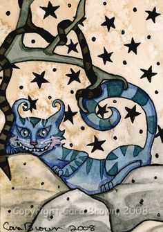 #Cheshire Cat - future tattoo?